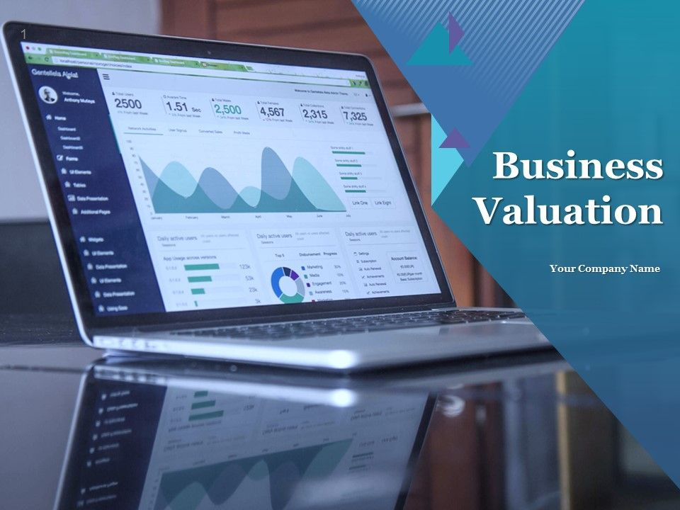 Business Valuation Powerpoint Presentation Slides