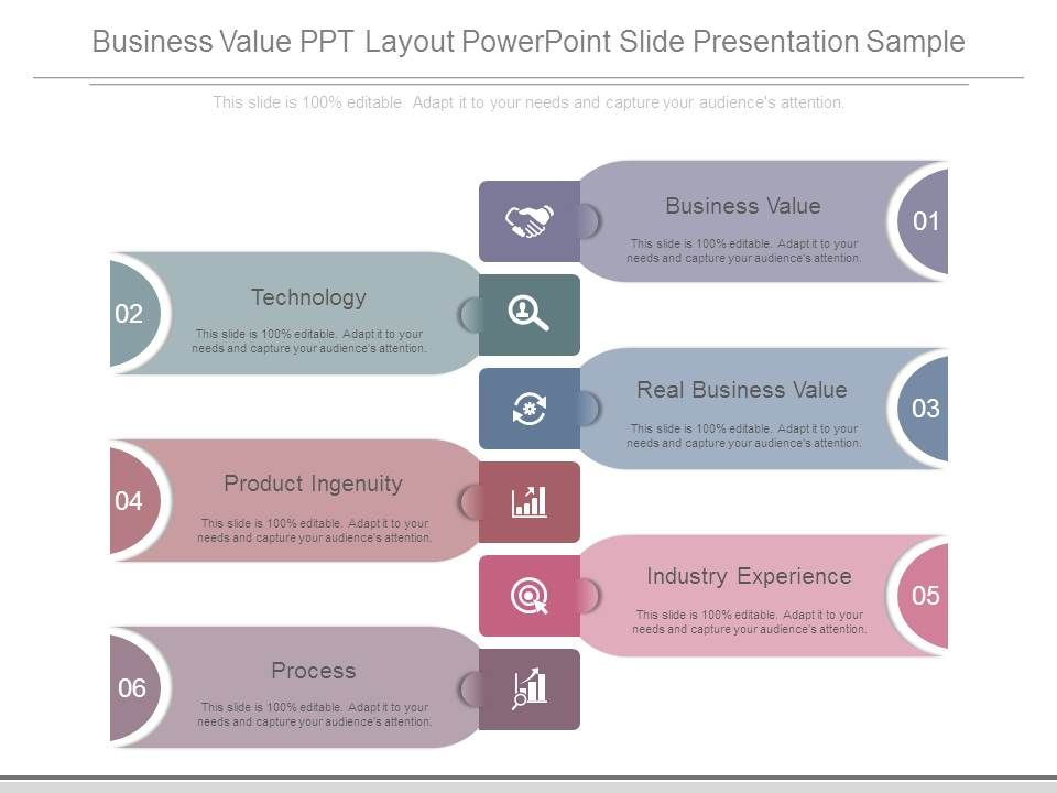 business_value_ppt_layout_powerpoint_slide_presentation_sample_Slide01