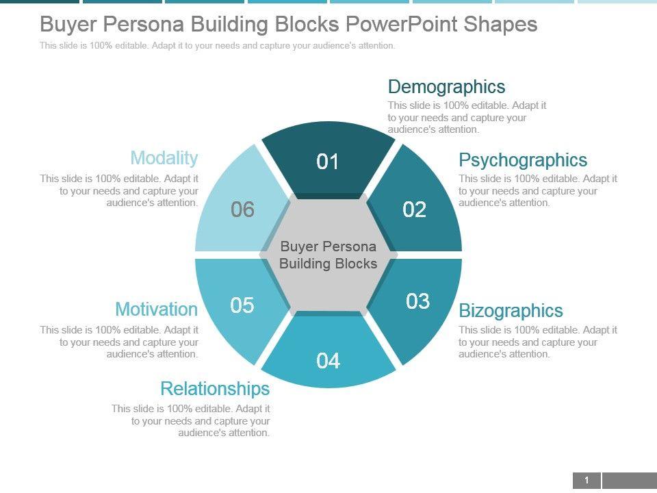 buyer_persona_building_blocks_powerpoint_shapes_Slide01