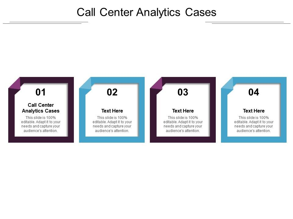 Call Center Analytics Cases Ppt Powerpoint Presentation Portfolio Backgrounds Cpb