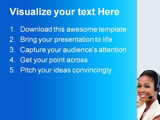 how to get text to center in powerpoint
