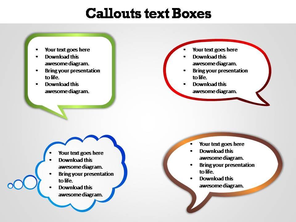 Callouts text boxes editable powerpoint templates presentation calloutstextboxeseditablepowerpointtemplatesslide01 calloutstextboxeseditablepowerpointtemplatesslide02 toneelgroepblik Choice Image