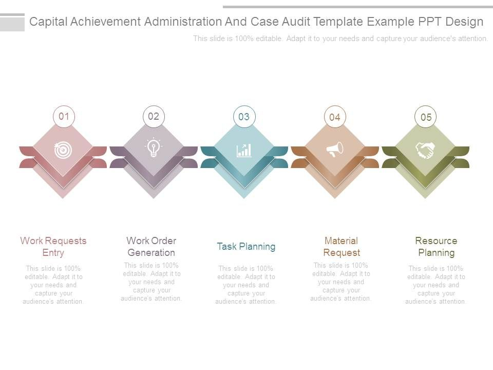 capital_achievement_administration_and_case_audit_template_example_ppt_design_Slide01