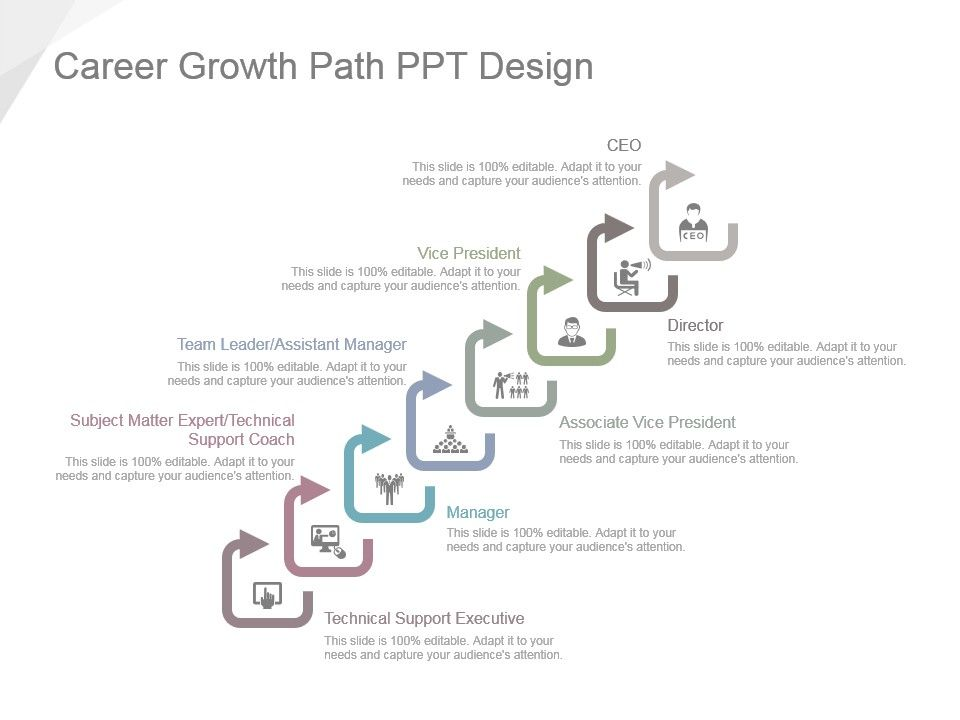 career_growth_path_ppt_design_Slide01