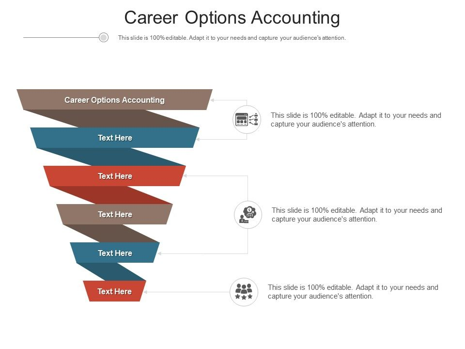 Career Options Accounting Ppt Powerpoint Presentation Outline Graphics Cpb