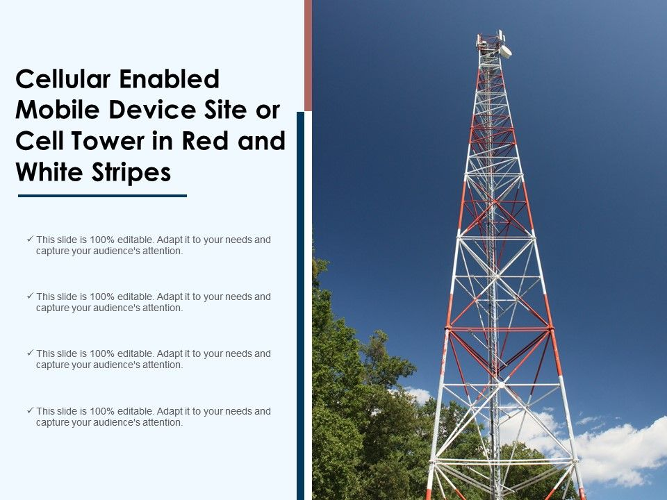 cellular_enabled_mobile_device_site_or_cell_tower_in_red_and_white_stripes_Slide01