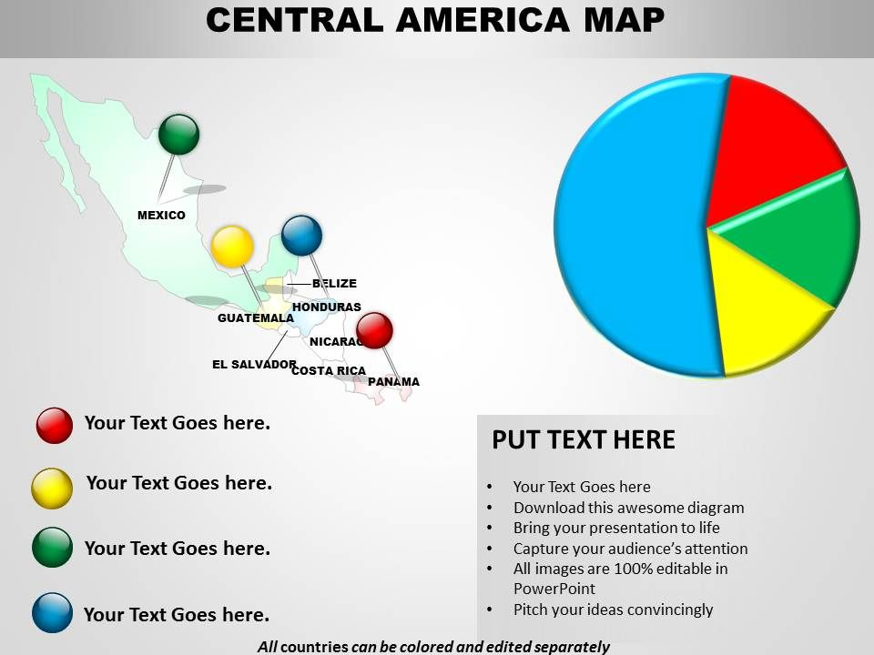 Central america map layout 1114 powerpoint templates backgrounds centralamericamaplayout1114slide01 centralamericamaplayout1114slide02 centralamericamaplayout1114slide03 toneelgroepblik Images