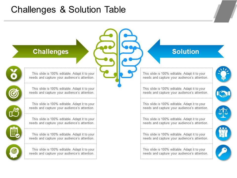 challenges_and_solution_table_powerpoint_graphics_Slide01