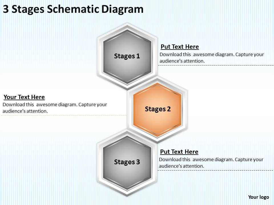 change management consulting 3 stages schematic diagram powerpoint rh slideteam net  circuit diagram symbols powerpoint