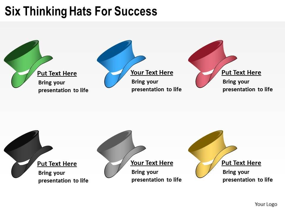change_management_consulting_hats_for_success_powerpoint_templates_ppt_backgrounds_slides_0617_Slide01