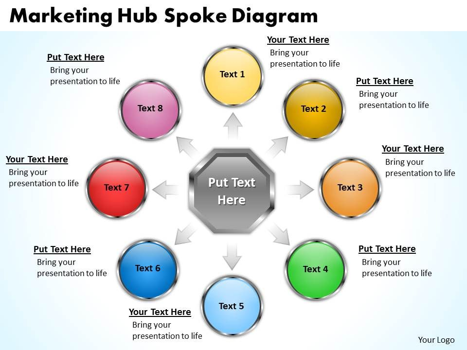 change_management_consulting_marketing_hub_spoke_diagram_powerpoint_slides_0523_Slide01