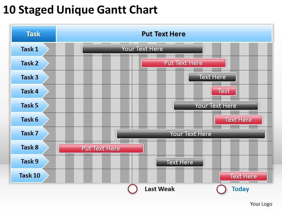 change management consulting unique gantt chart powerpoint, Powerpoint templates