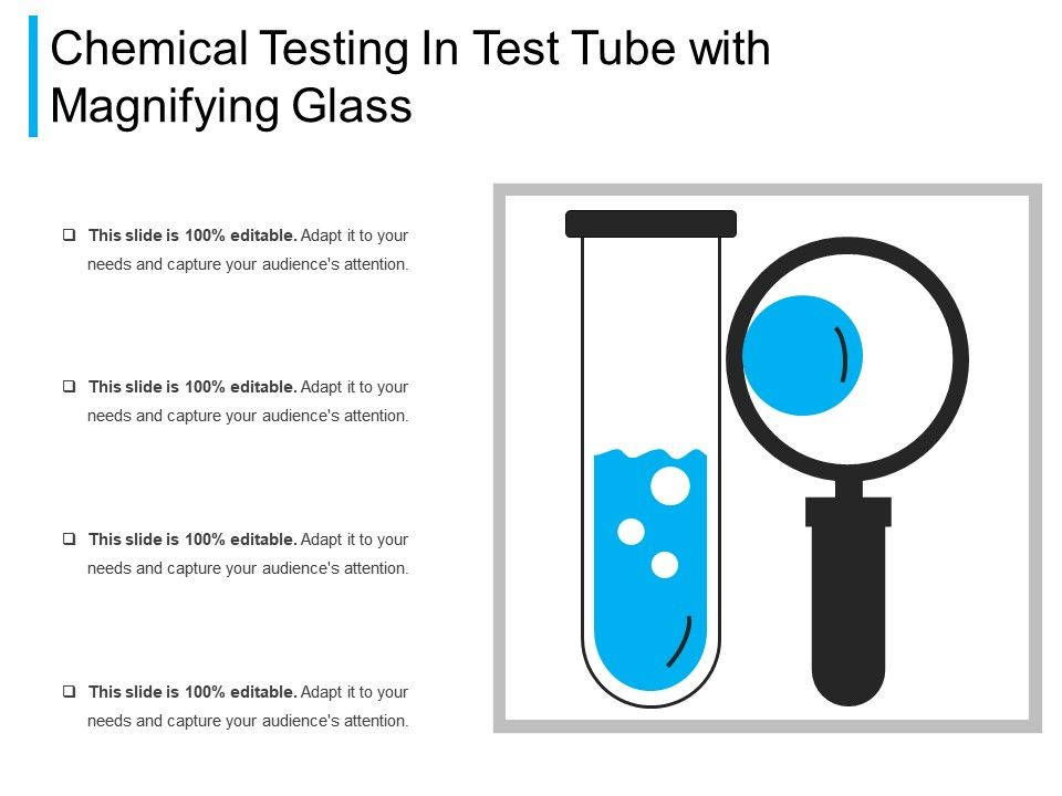 chemical_testing_in_test_tube_with_magnifying_glass_Slide01