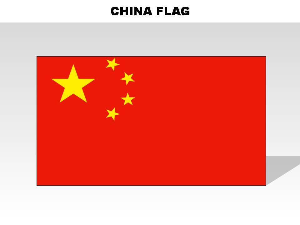 China Country Powerpoint Flags Powerpoint Slide Images Ppt
