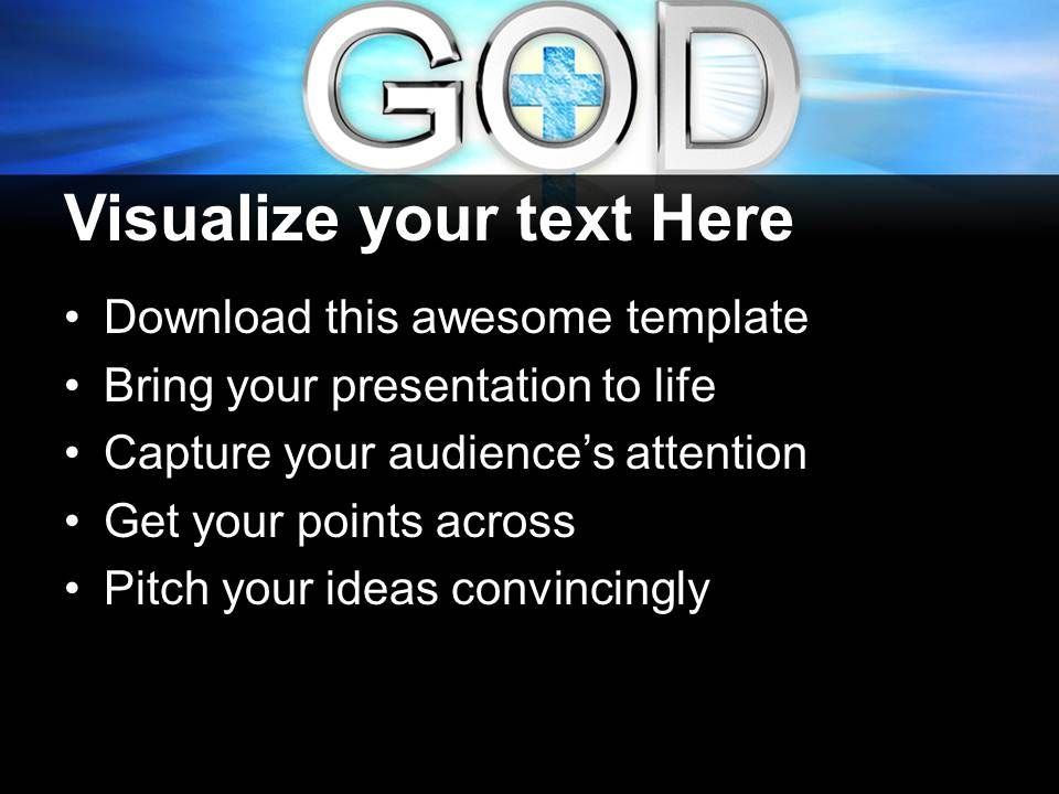 christmas gifts party faith in god christianity powerpoint templates ppt backgrounds for slides