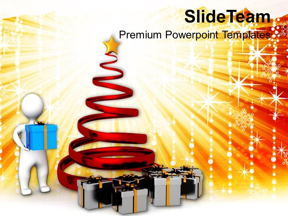 christmas_ornaments_happy_3d_man_with_tree_and_gifts_events_powerpoint_templates_ppt_Slide01