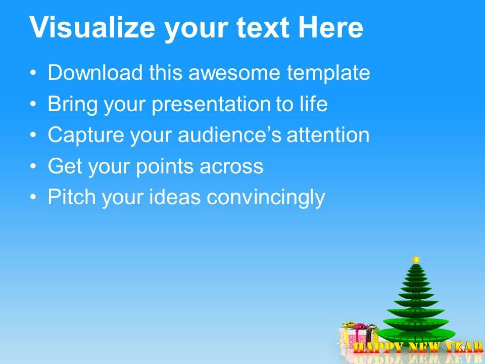 christmas_tree_new_year_powerpoint_templates_ppt_backgrounds_for_slides_1113_slide03