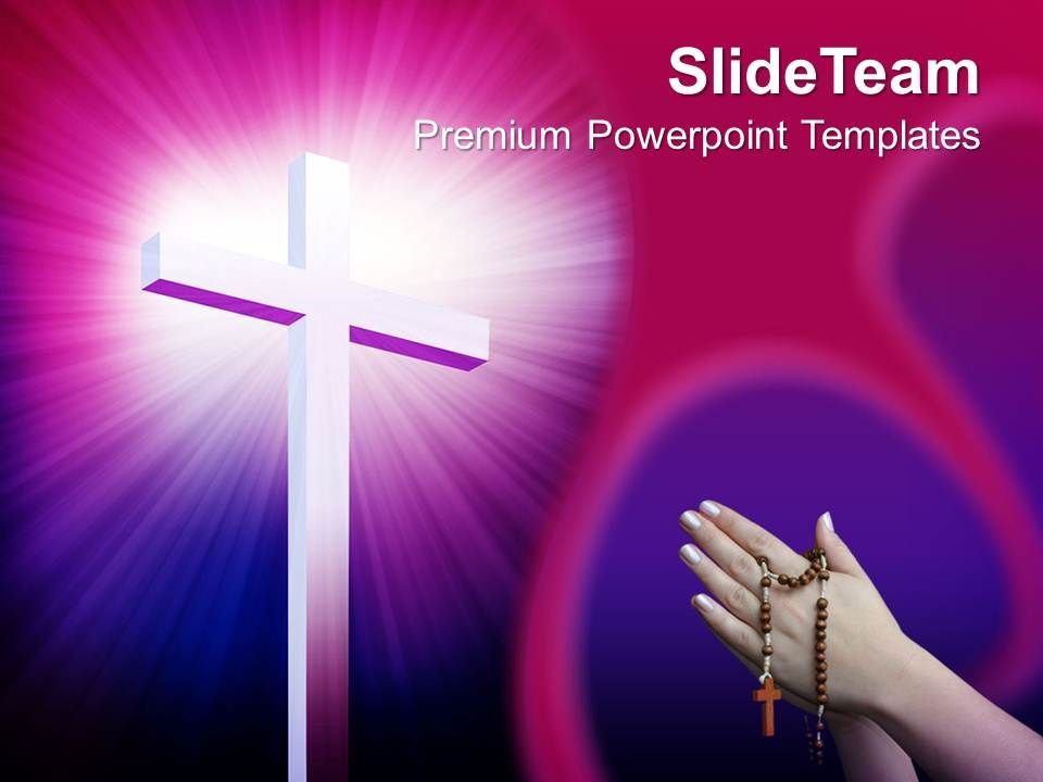 church images powerpoint templates christianity religion success ppt design slides