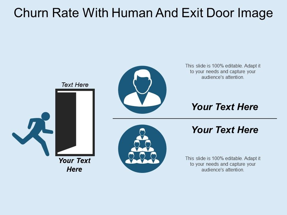 churn_rate_with_human_and_exit_door_image_Slide01