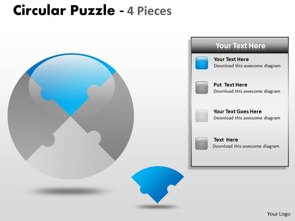 circular_puzzle_4_pieces_ppt_2_Slide01