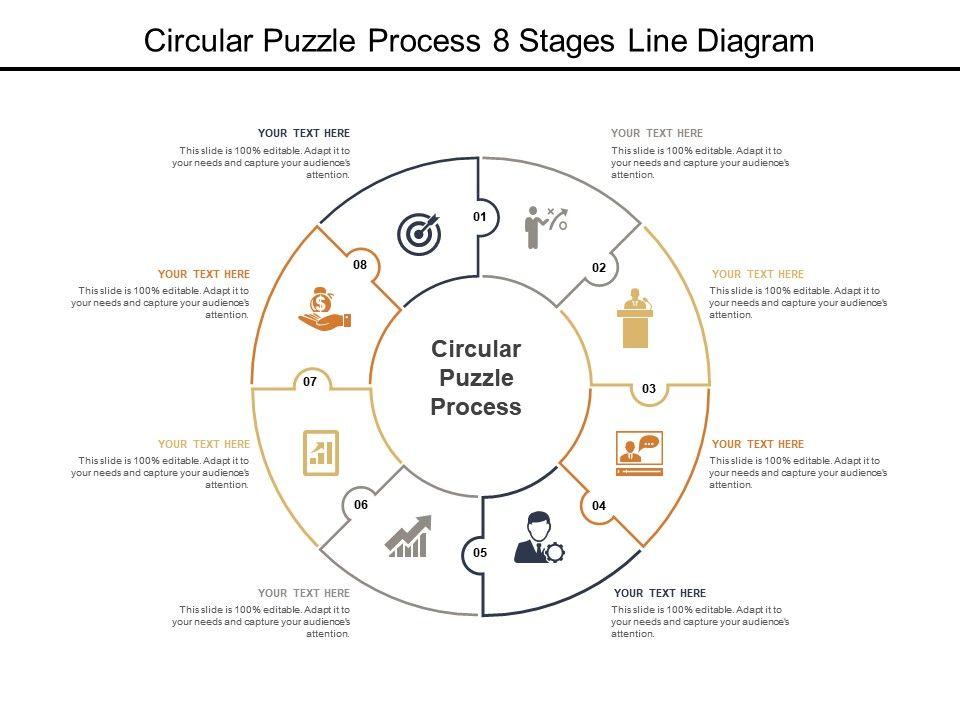 circular_puzzle_process_8_stages_line_diagram_Slide01