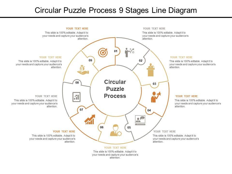 circular_puzzle_process_9_stages_line_diagram_Slide01