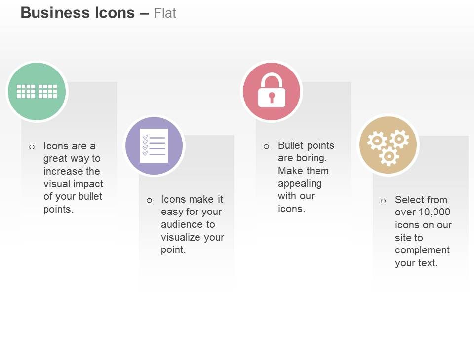 cluster_checklist_security_process_engine_ppt_icons_graphics_Slide01