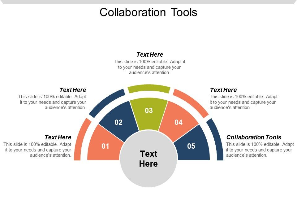 Collaboration Tools Ppt Powerpoint Presentation File