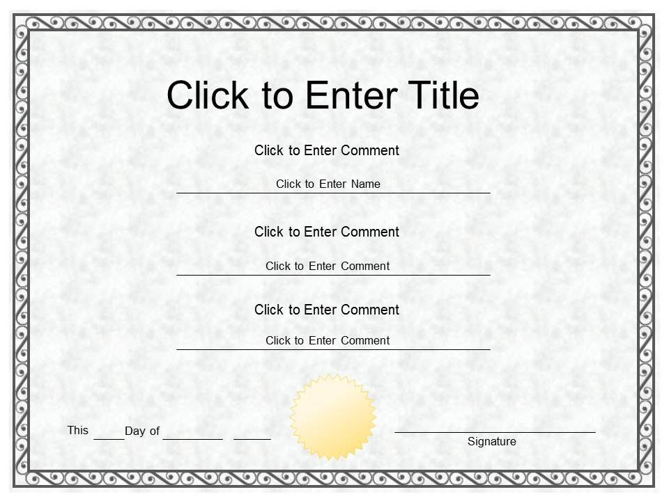 College Recognition Diploma Certificate Template Of