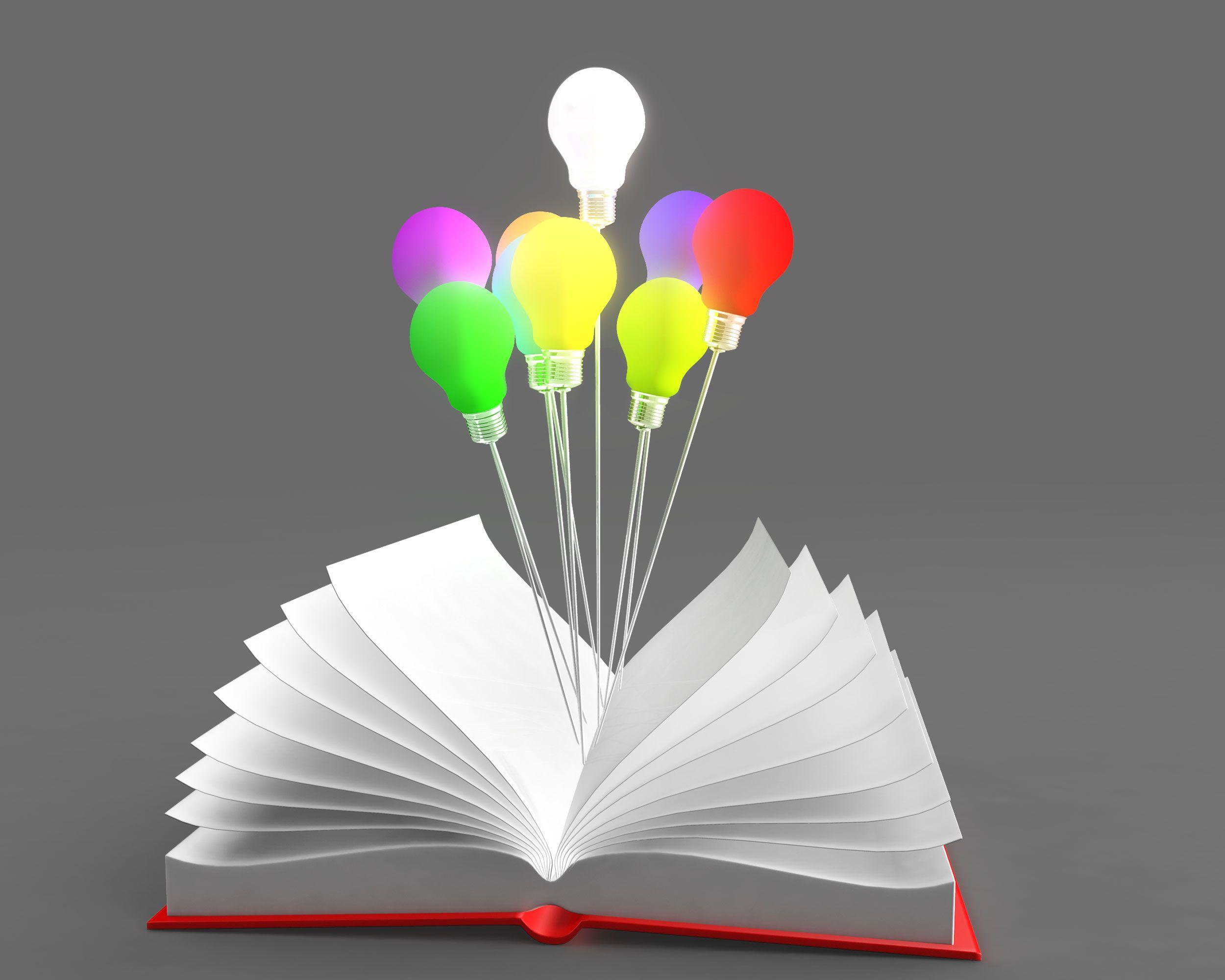 colorful_light_bulbs_on_open_book_stock_photo_Slide01