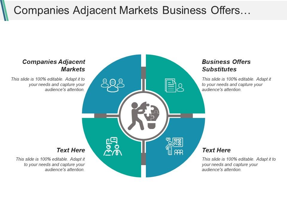 companies_adjacent_markets_business_offers_substitutes_product_range_Slide01