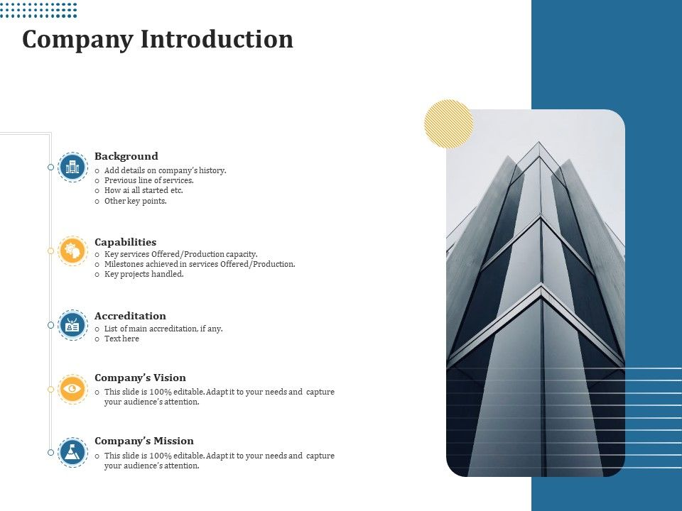 Company Introduction Capabilities M2005 Ppt Powerpoint Presentation Summary Show