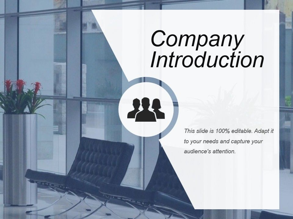 Company Introduction Powerpoint Ideas