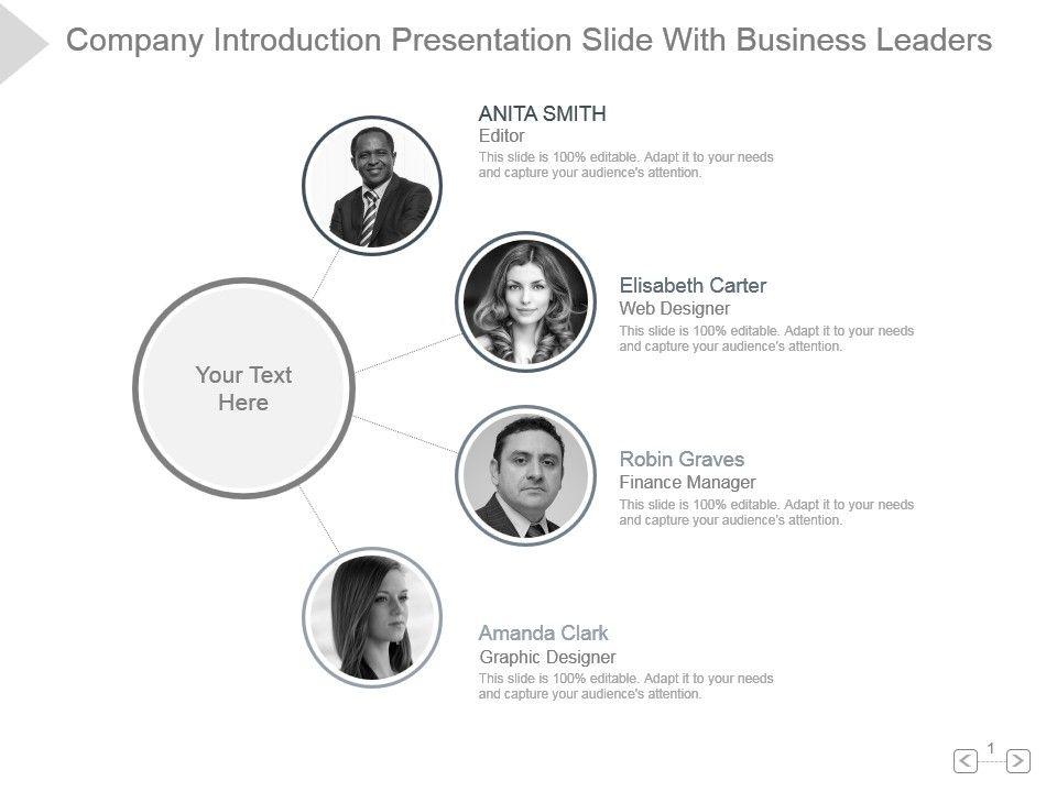 2327776 style essentials 1 our team 4 piece powerpoint presentation diagram infographic slide