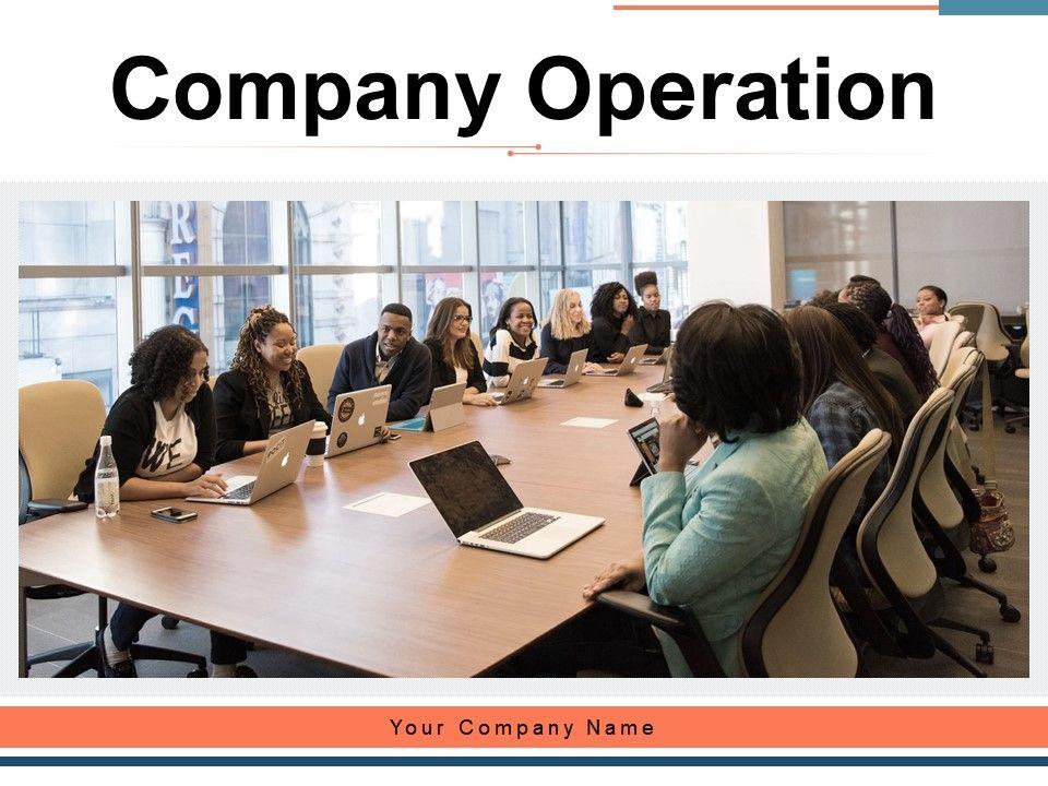 Company Operation Framework Analysis Business Strategies Development