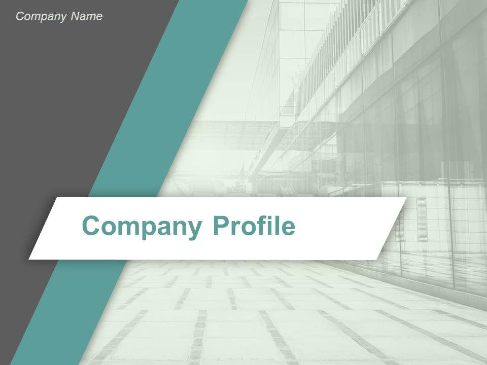 Company Profile Powerpoint Presentation Slides Presentation