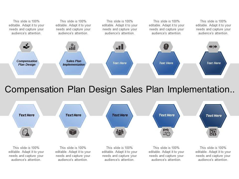 Compensation Plan Template Download from www.slideteam.net
