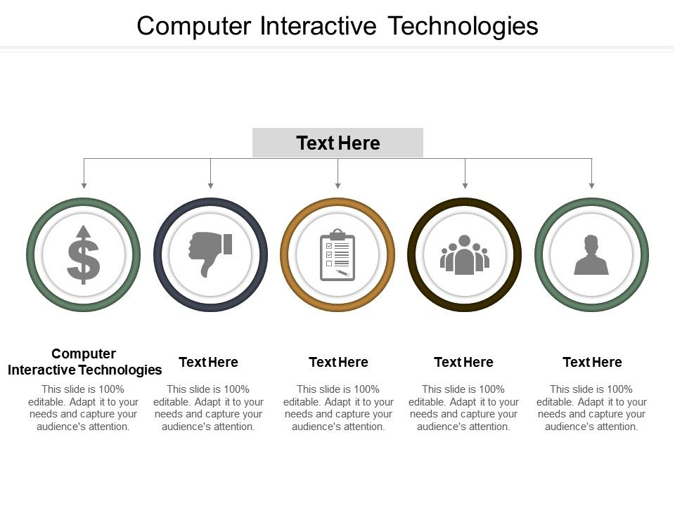 Computer Interactive Technologies Ppt Powerpoint