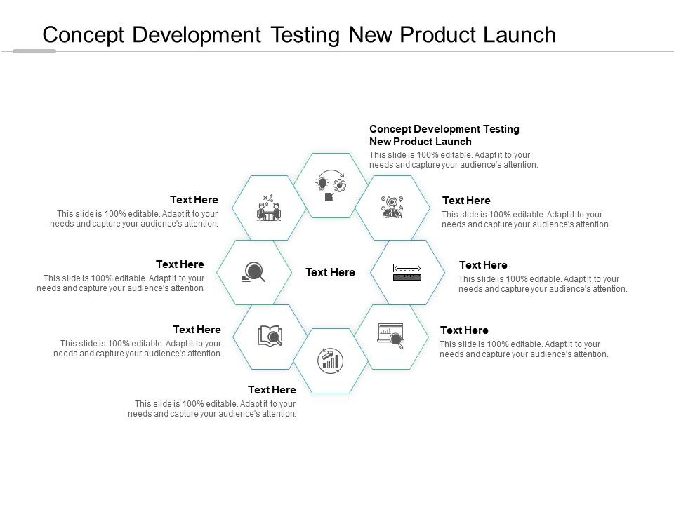 Concept Development Testing New Product Launch Ppt Powerpoint Presentation Infographics Introduction Cpb