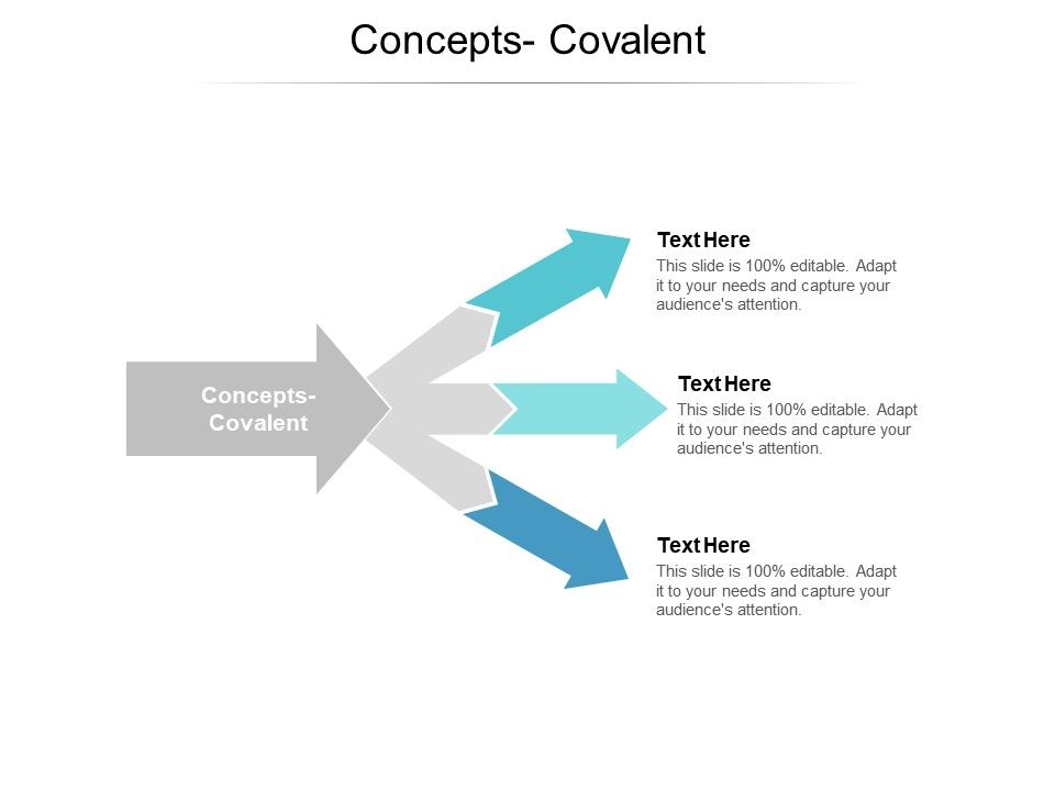 Concepts Covalent Ppt Powerpoint Presentation Icon Clipart Images Cpb