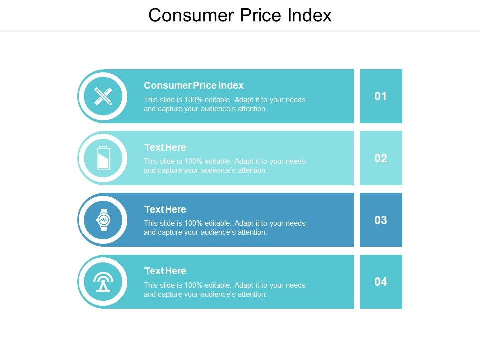 Consumer Price Index Ppt Powerpoint Presentation Layouts Skills Cpb