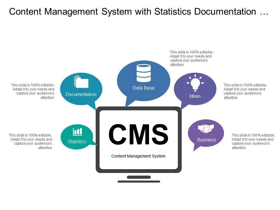 content_management_system_with_statistics_documentation_data_base_ideas_and_business_Slide01
