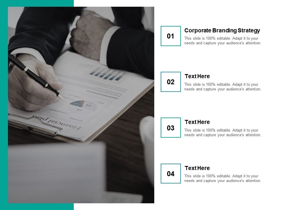 Corporate Branding Strategy Ppt Powerpoint Presentation Slides Templates Cpb