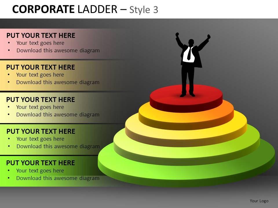 corporate_ladder_3_powerpoint_presentation_slides_db_Slide01