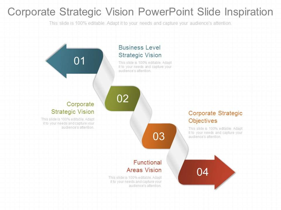 corporate strategic vision powerpoint slides inspiration graphics