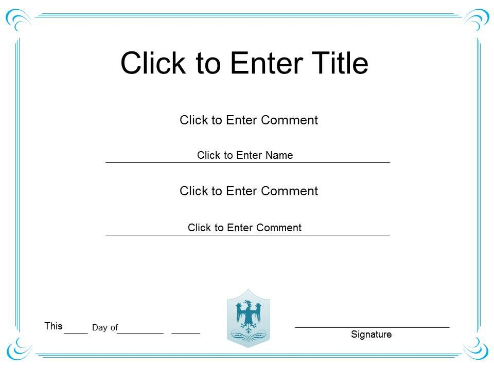 corporate_success_diploma_certificate_template_of_appreciation_completion_powerpoint_for_adults_Slide01