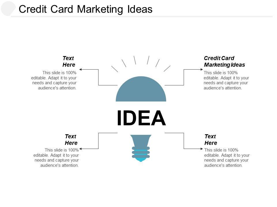 credit_card_marketing_ideas_ppt_powerpoint_presentation_portfolio_backgrounds_cpb_Slide01