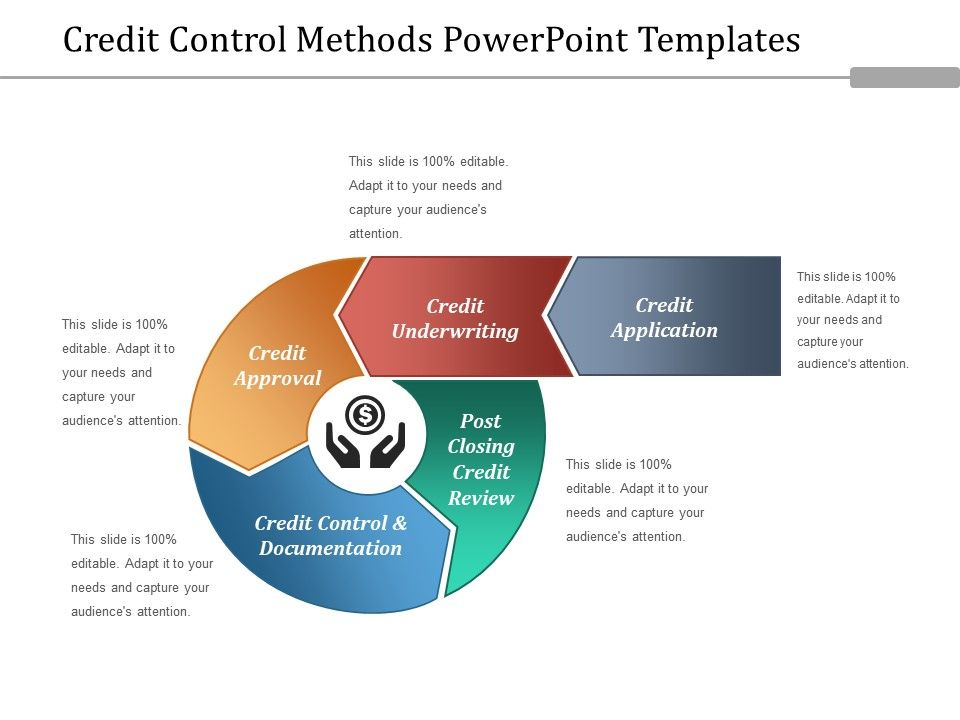 credit_control_methods_powerpoint_templates_Slide01