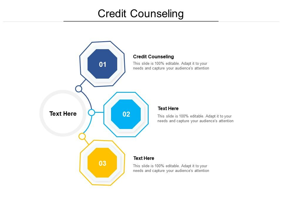 Credit Counseling Ppt Powerpoint Presentation Styles Introduction Cpb