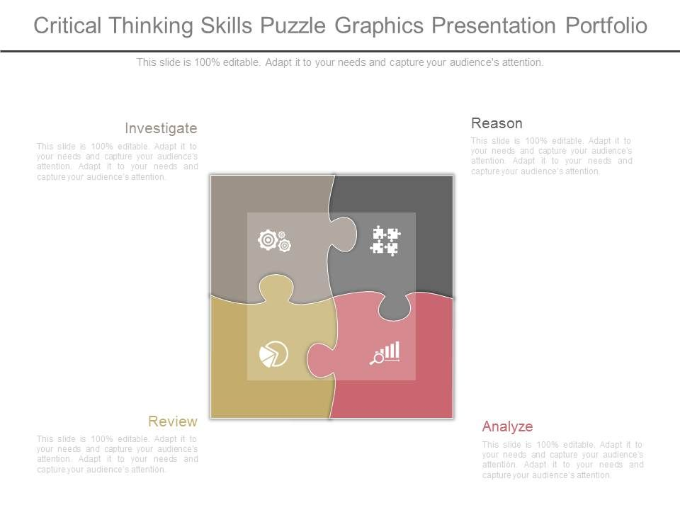critical_thinking_skills_puzzle_graphics_presentation_portfolio_Slide01
